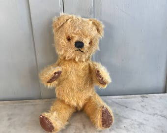 Antique small teddy bear