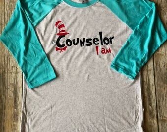 Counselor I Am Shirt