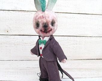 Jocker teddy bunny