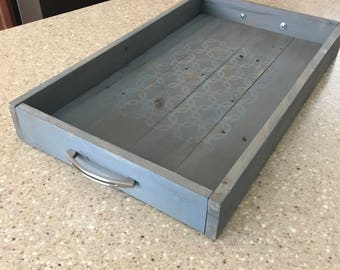 Decorative Pallet Wood Tray