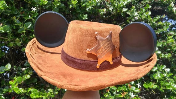 Woody Inspired hat. Toy Story.