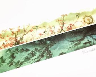 Spring awakening washi tape (T01166)