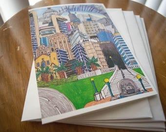 Corpus Christi Greeting Cards