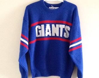NY Giants Cliff Engle Proline Sweater