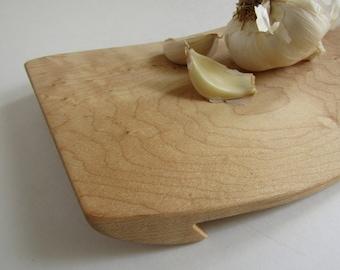 Birds Eye Maple Cheese / Butter Plate