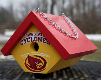 Iowa State University Birdhouse