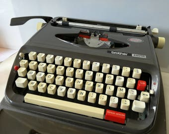 Brother 440tr typewriter