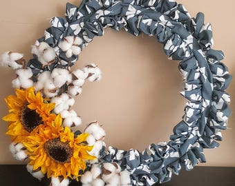 Tipi Wreath