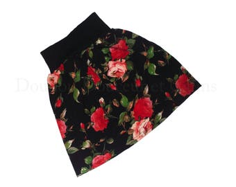 SKIRT 'roses', baby/child/MOM/wife