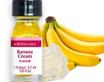 Banana Creme - Lorann 1 dram