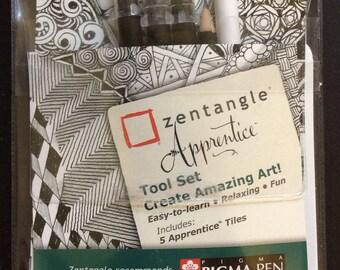 Official Zentangle Apprentice Tool set