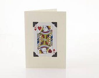 Mother's Day Cards by VINTAGE PLAYING CARDS