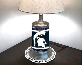 Seattle Seahawks Lamp with shade