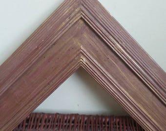 Whistler frame in bronze