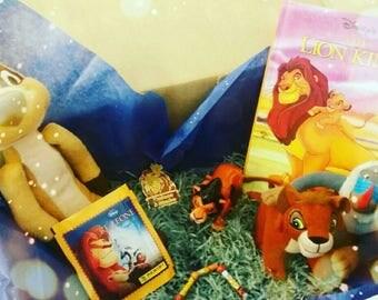 Disney Lion King inspired Mystery Box