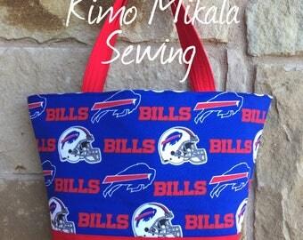 Buffalo Bills Football Handbag/Shoulder Bag