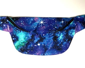 Galaxy Fanny Pack
