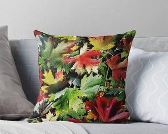 Autumn Pillows / Home decor Living