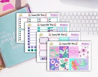 Fairy Diva Sticker Kit