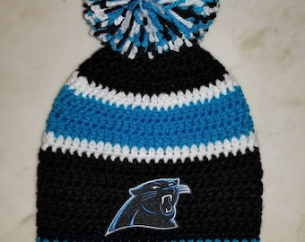 Carolina Panthers Beanie