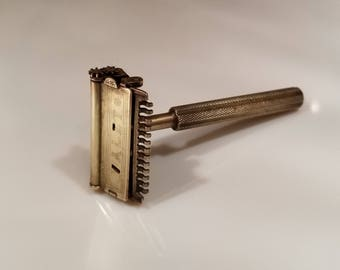 1930's Valet auto strop safety razor, VC3 model