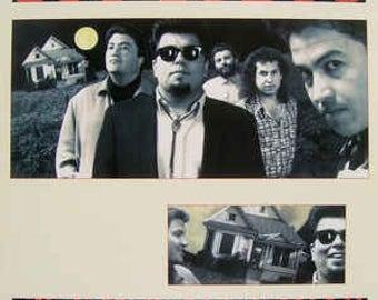 """Los Lobos LP notebook (8.5"""" x 11"""")"""