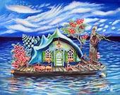 Pelican Perch Conch House - Key West, FL