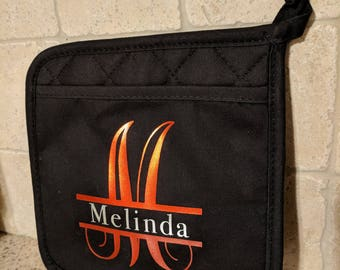 Personalized Pot Holder