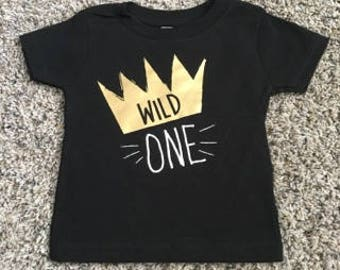 Wild One//Wild Thing// Wild Family//Wild T-Shirt