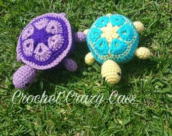 African Hexagon Turtles