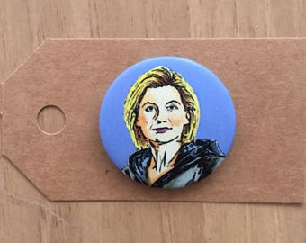 Doctor Who: 13th Doctor pin badge