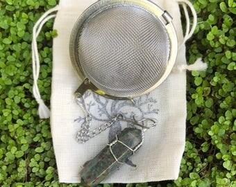 Bloodstone Tea Infuser