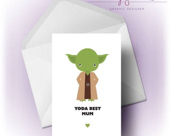 STAR WARS | Mothers Day Cards