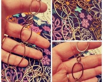 Vintage Chain Link Necklace