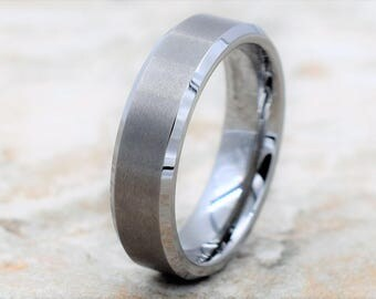tungsten ring mens tungsten wedding band tungsten tungsten wedding band tungsten band - Mens Tungsten Wedding Rings