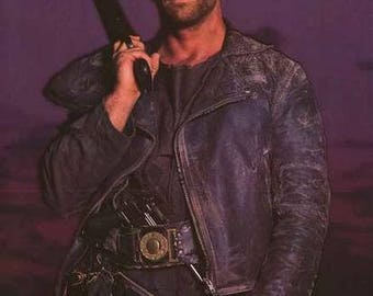 Mad Max Beyond Thunderdome Movie 1985 Rare Vintage Poster