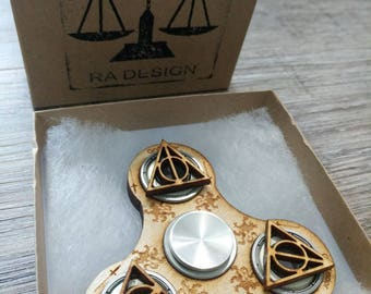 Gryffinspin Harry's Spinner