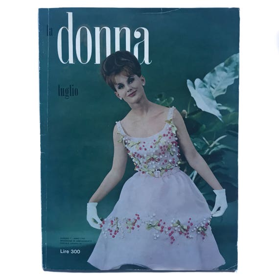 La Donna, 1962.