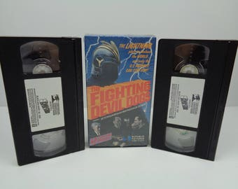 The Fighting Devil Dogs VHS Tape 1938