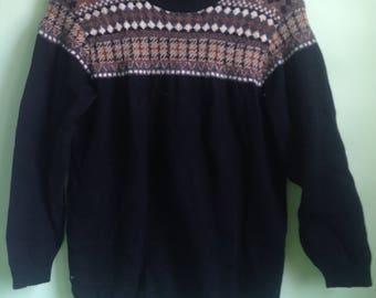 Rare vintage DAKS London sweatshirt M