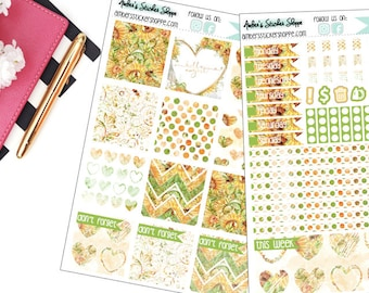 Hello August Kit for Mini Happy Planner