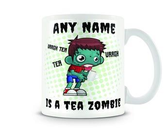 Tea Zombie Mug