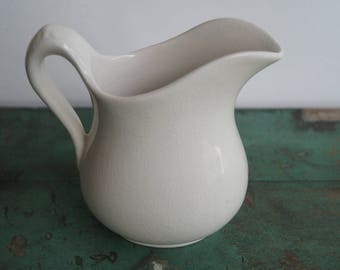 Royal Crownford Ironstone Milk Pitcher