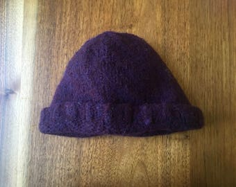 Felted Merino Child's Hat