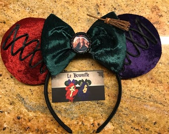 Hocus Pocus Inspired Ears