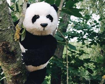 Handmade Teddy Bear Panda