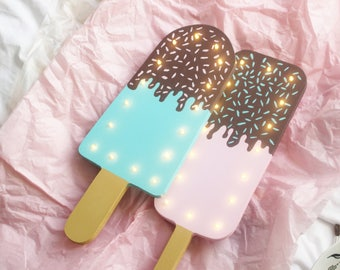 Ice Lolly Marquee Light