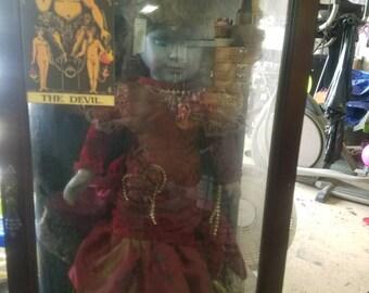 Annabelle Inspired Doll