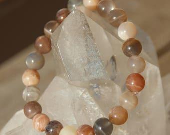 Moonstone bracelet,