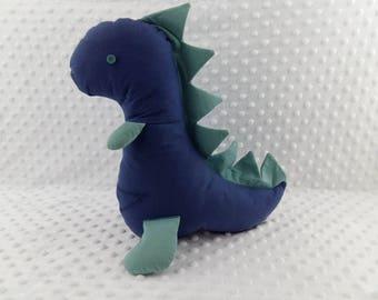 Handmade Keepsake Memory Dino